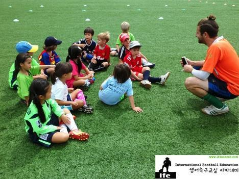 Academy Tots (Age 4-5)